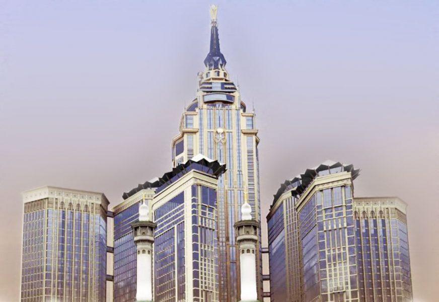 movenpick hajar tower