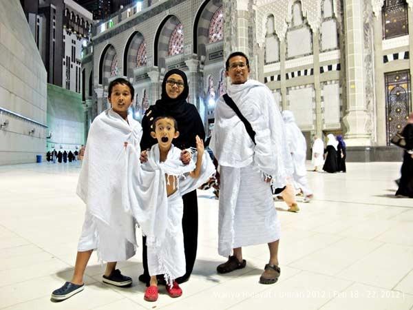 umrah-family